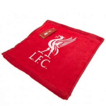 Liverpool FC Face Cloth Flannel